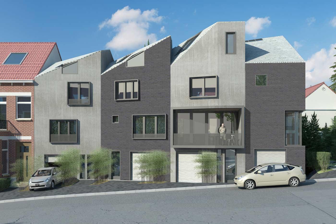 exceland copropri t bear architectes agence architecture jeremy biermann. Black Bedroom Furniture Sets. Home Design Ideas